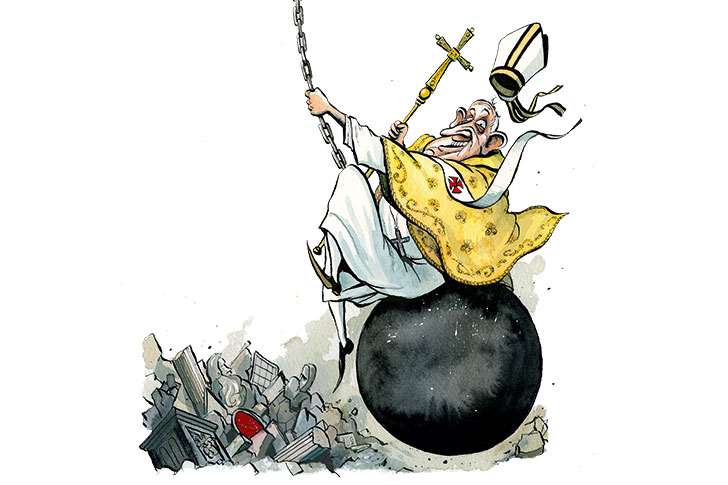 Giáo hoàng Phanxicô
