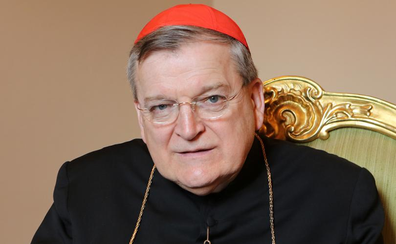 Đức Hồng Y Raymond-Burke